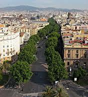 La Rambla, Barcelonas grønne åre